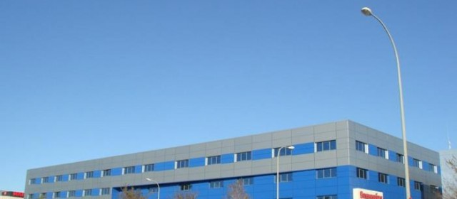 Office building in polygon Son Rossinyol